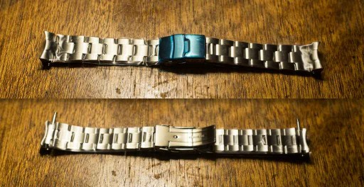 Strapcode Super Oyster Bracelet Review – Protective Plastic