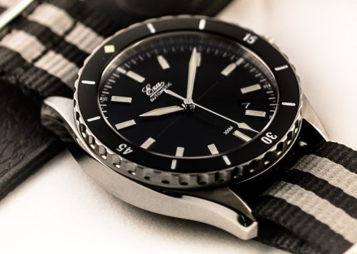Eza Sealander Black diver