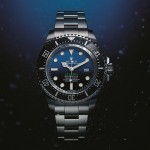 Rolex SeaDweller Deepsea Blue dive watch