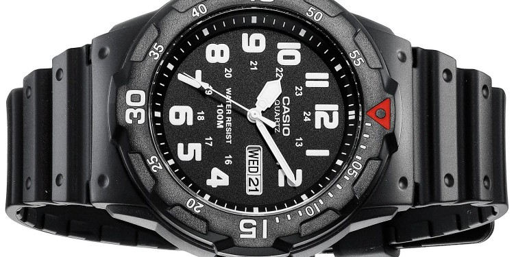 Casio MRW200H Dive Watch - Is this the cheapest, usable diver?