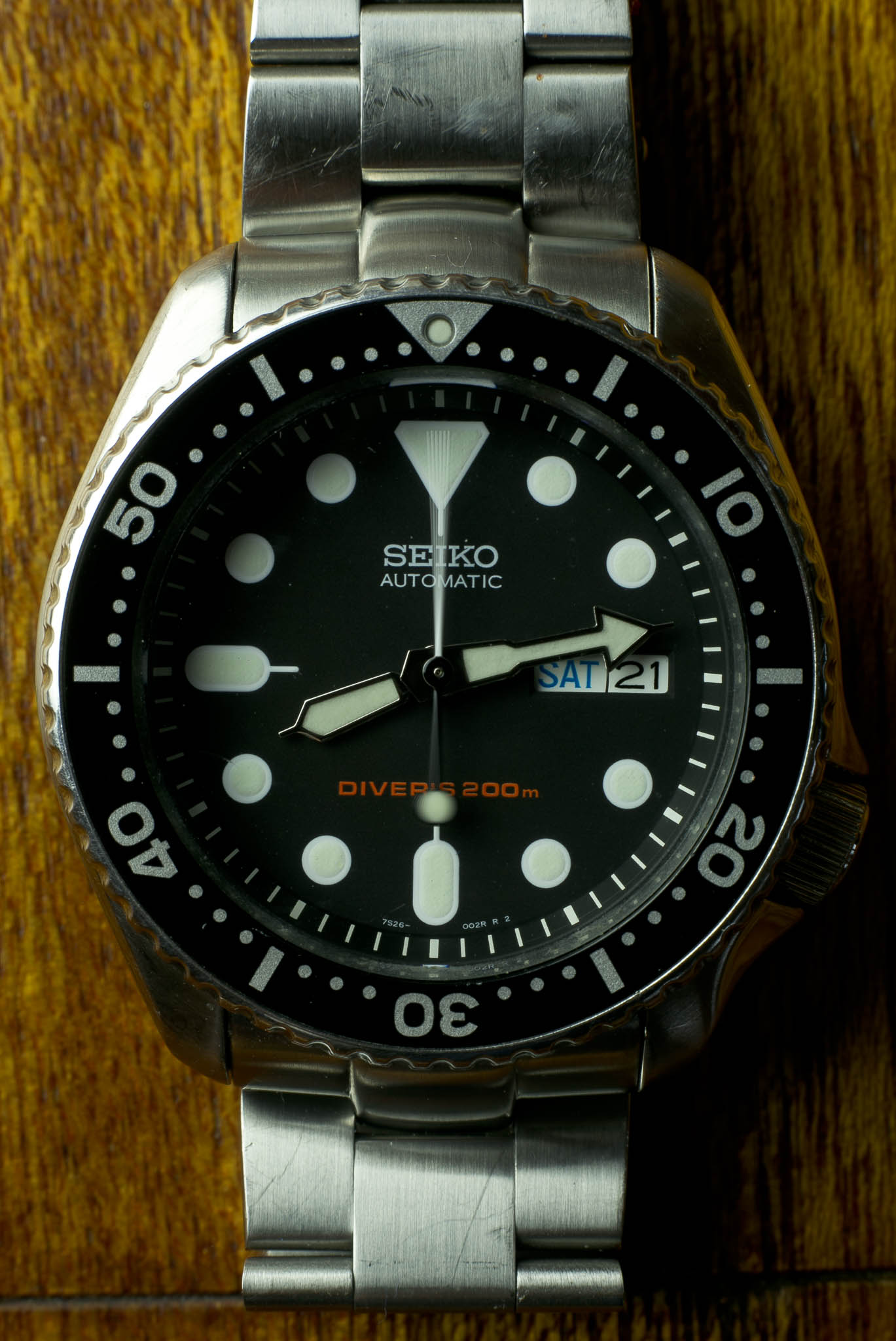 Seiko SKX007 Review – Dive Watches Blog 31ffd8bfe89b