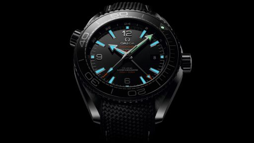 Omega Planet Ocean 600m Luminescence
