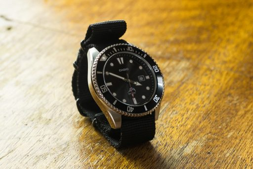 Casio MDV106-1A Review – Black NATO
