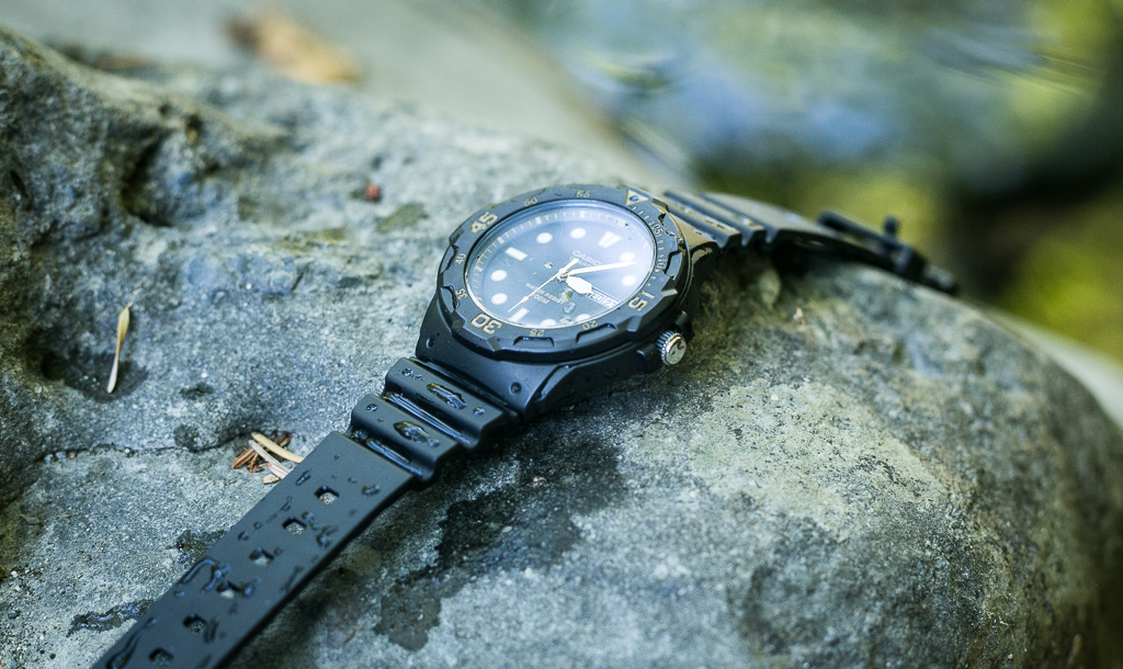 Casio MRW200H Review – on the rocks