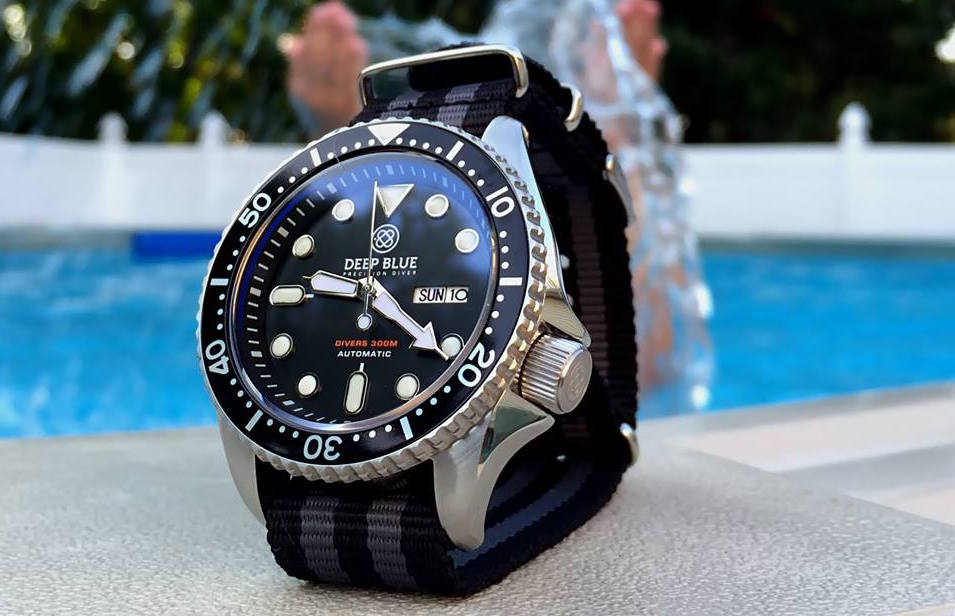 Did you guys see this new deep blue diver - Dive deep blue ...