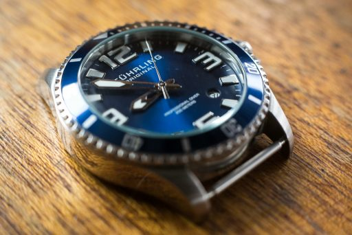 Stuhrling Aquadiver Regatta Review – Left
