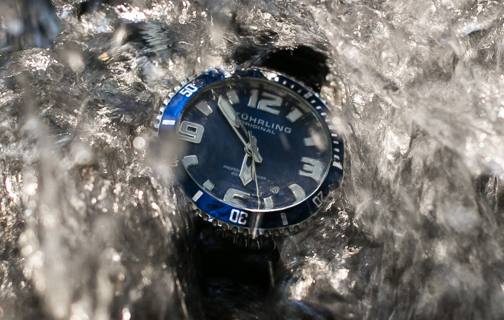 Stuhrling Aquadiver Regatta Review – Water Splash