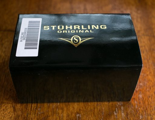 Stuhrling Aquadiver Regatta Review – Unboxing-1