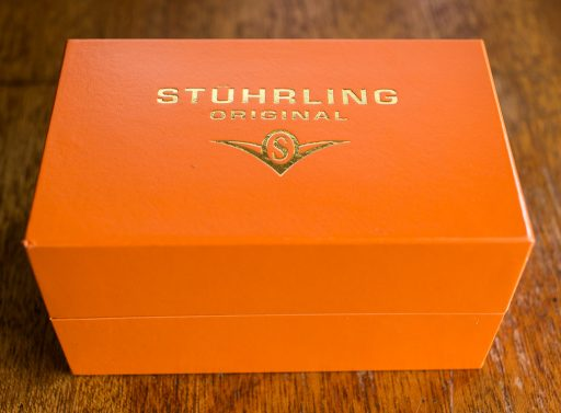 Stuhrling Aquadiver Regatta Review – Unboxing-2