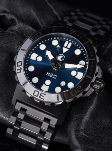 H2O Kalmar Flash Sale – Blue Dial