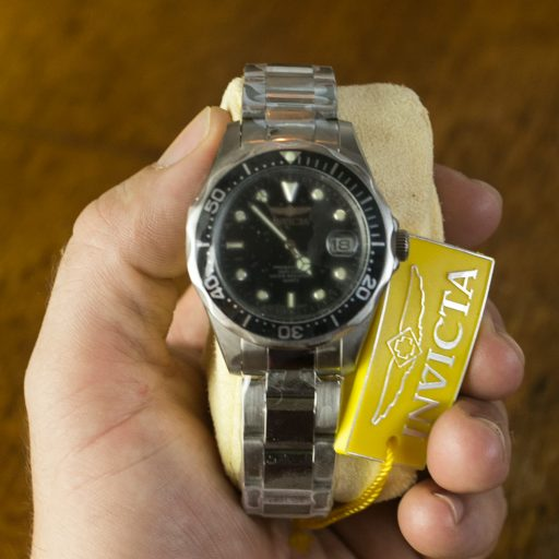 Invicta 8932 Pro Diver Unboxing – Fresh from Box