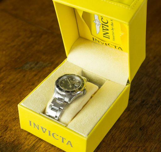 Invicta 8932 Pro Diver Unboxing – Watch in Box