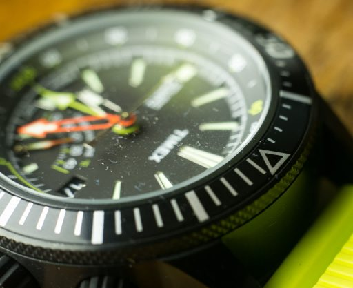 Timex T2N958 Depth Gauge Review – Bezel Marker
