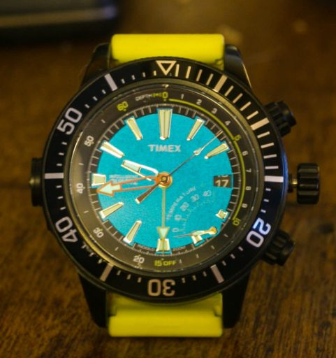 Timex T2N958 Depth Gauge Review – Indiglo