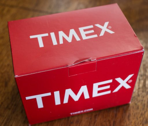 Timex Depth Gauge Review – The box
