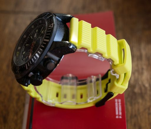 Timex Depth Gauge Review – Open box side