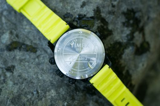 Timex Depth Gauge Review – Case Back