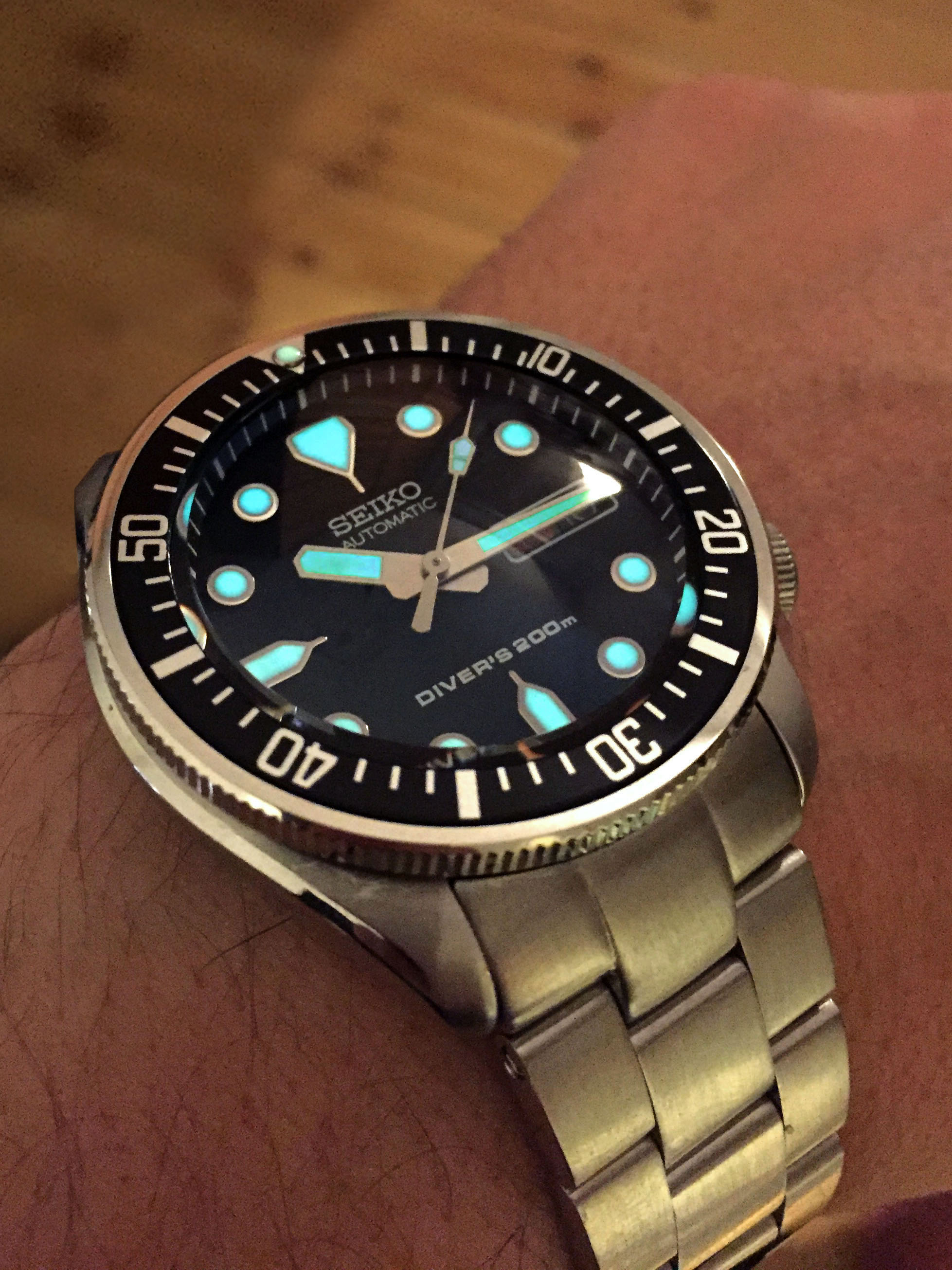 Building Your Perfect Diver - A Watch Modding Example | Dive