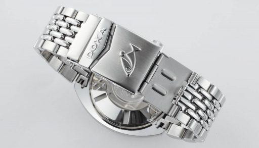 Doxa 50th Anniversary Sub 300 dive watch bracelet