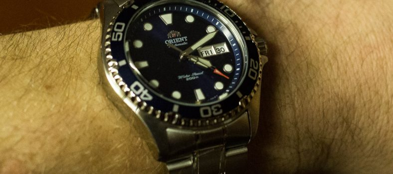 Orient Ray II Unboxing