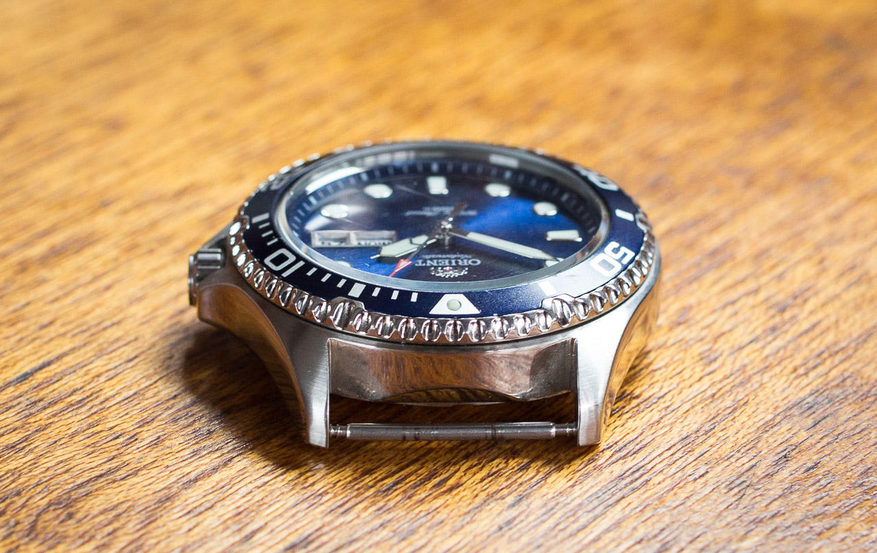 Orient Ray II Review | Dive Watches Blog