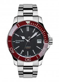 Christopher Ward C60 Trident Pro 600 Red