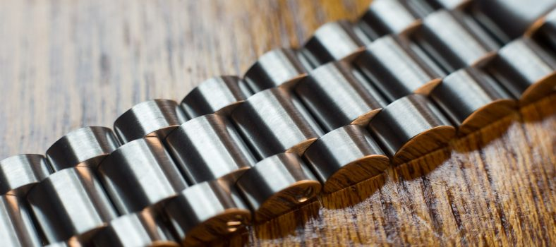 Strapcode Endmill Bracelet Review – Links Close Up