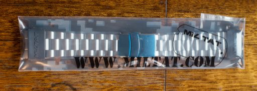 Strapcode Endmill Bracelet Review – Packaging