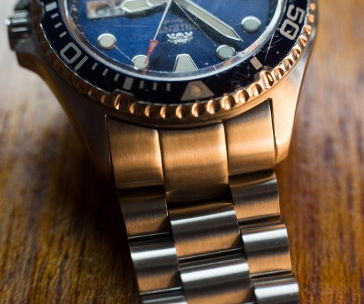 Miltat Endmill Bracelet Review – Fit to Orient Ray II