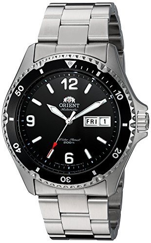 Best Dive Watches Under $200 – Orient Mako II in black