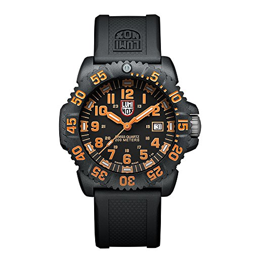 Best Dive Watches Under $200 – Luminox 3059 Colormark