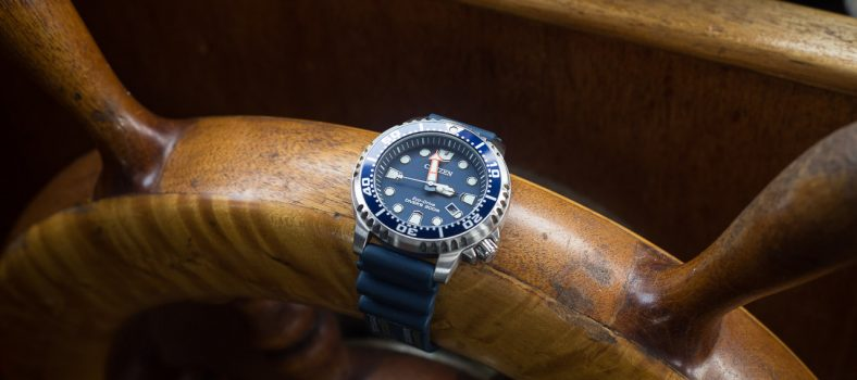 Citizen Promaster Diver Review – BN0151-09L on wheel