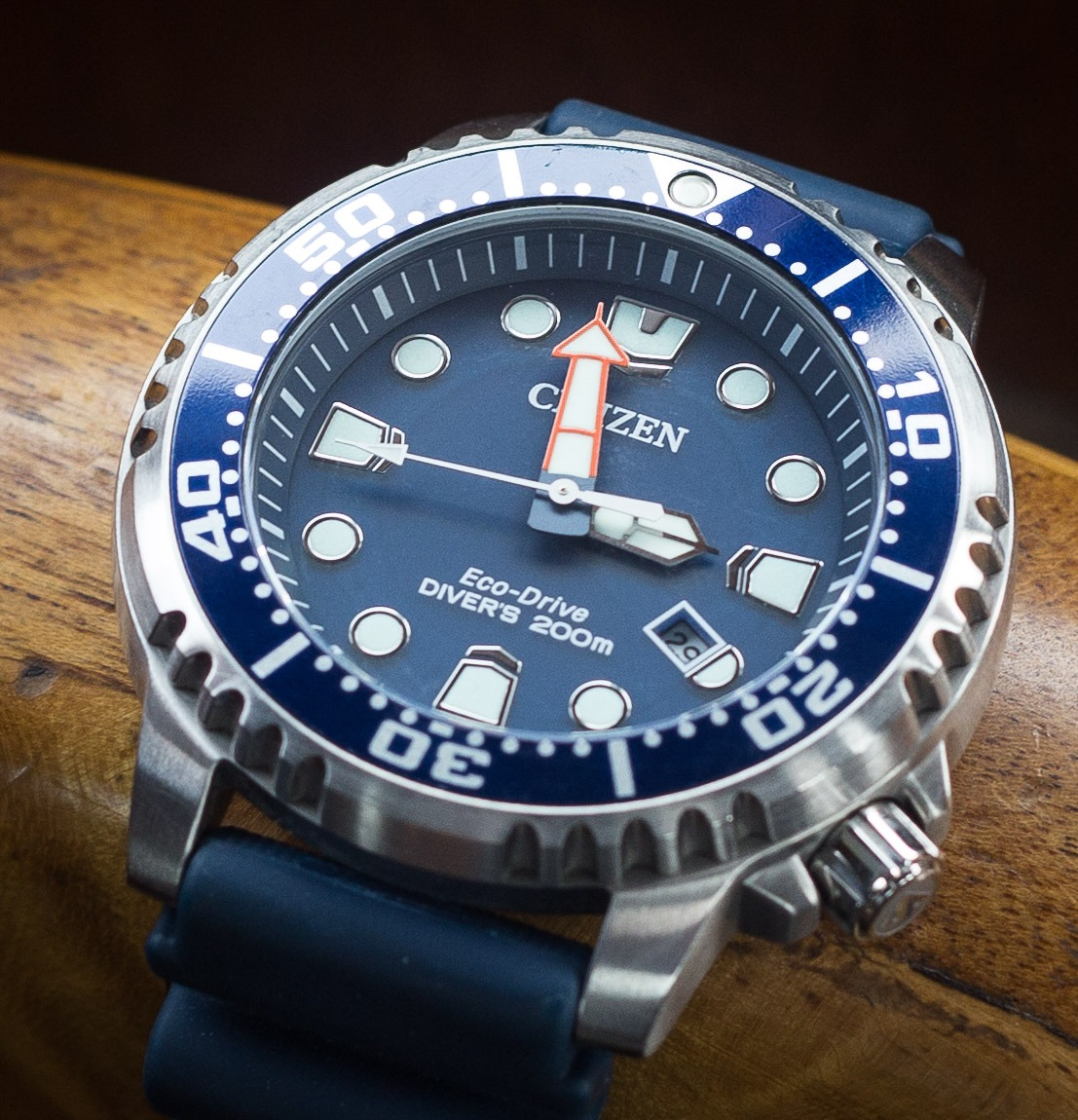 Citizen Promaster Diver Review – BN0151-09L dial 82196eb396