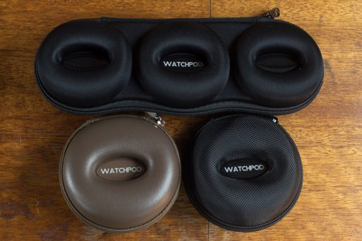 Watchpod Watch Case Review