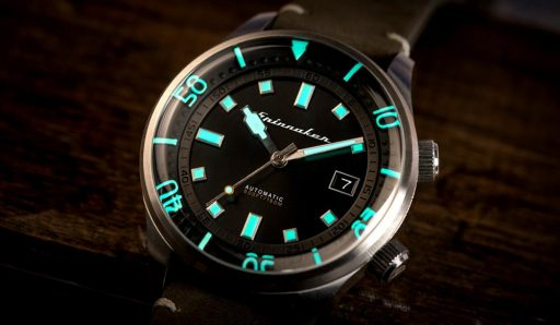 Spinnaker Bradner SP-5057 Super Compressor Lume Shot