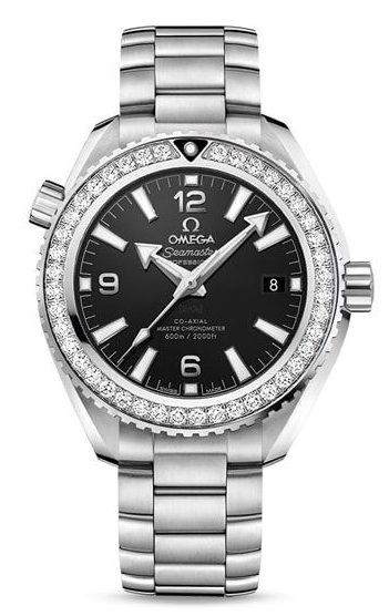 Omega Seamaster Planet Ocean 600m Diamonds