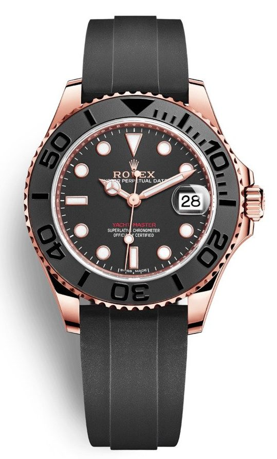 Best Womens Dive Watches - Rolex Yachtmaster 37 Gold
