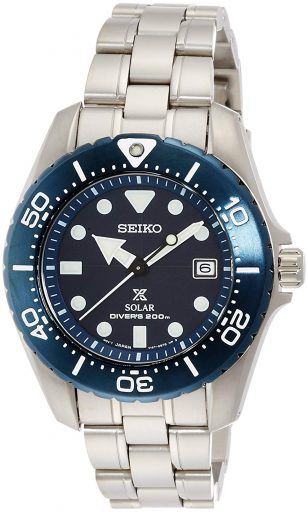 Best Women's Dive Watches - Seiko Prospex SBDN017