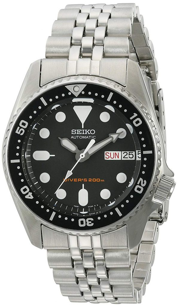 Best Ladies Dive Watches - Seiko SKX013