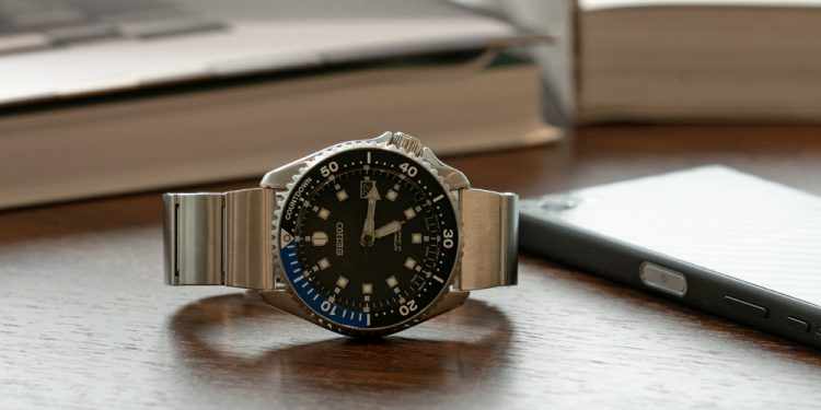 Seiko x Wena On Desk