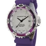 Best Womens Dive Watches - Momentum M1 Splash Eggplant